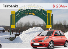Fairbanks Car Rental
