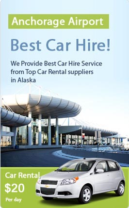 Anchorage Airport Car Rental